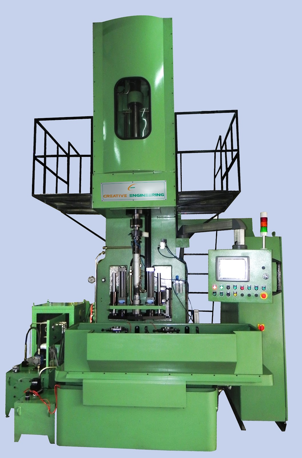 Honing machine: design, types and technical characteristics