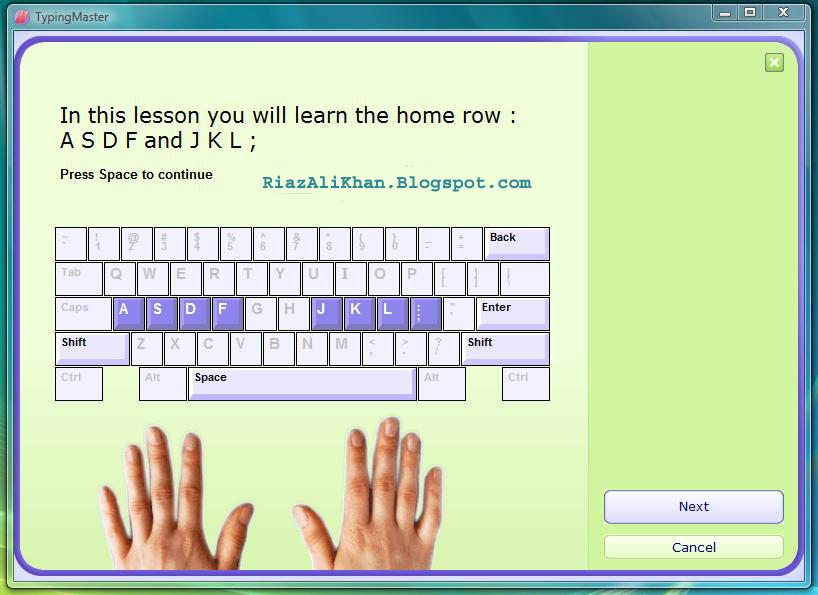 typing master download and install
