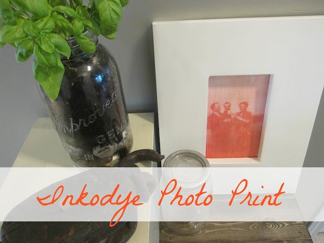Create vintage looking photos using Inkodye