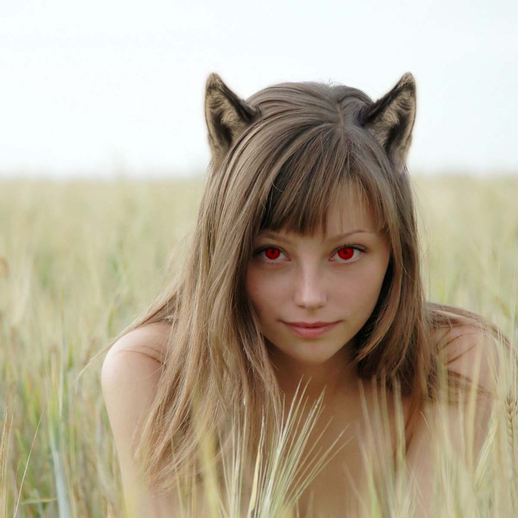 Wolves Girls And Wolf Girl: Writer Gal