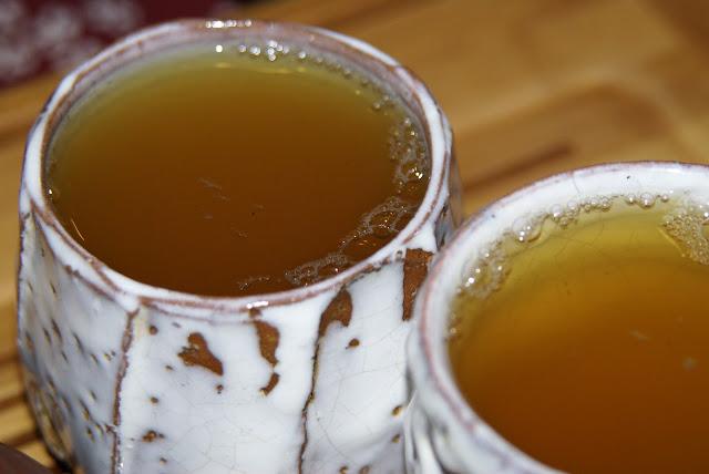 Palais des thés dégustation