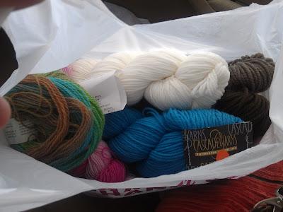 Niccupp Crochet Shopping Bag