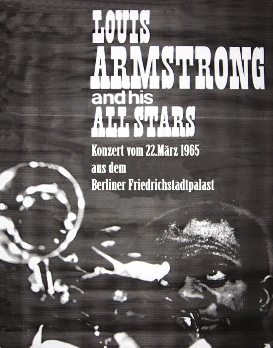Louis Armstrong - Live Berlin 1965