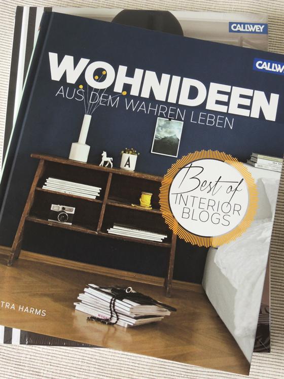Best of interior blogs award und ich war dabei for Wohnideen callwey
