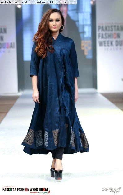 Ego fall winter dresses 2015 at pakistan fashion week for Pioneer woman fall collection 2017
