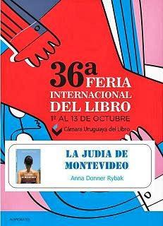 """""""La Judía de Montevideo"""" en la Feria del Libro"""