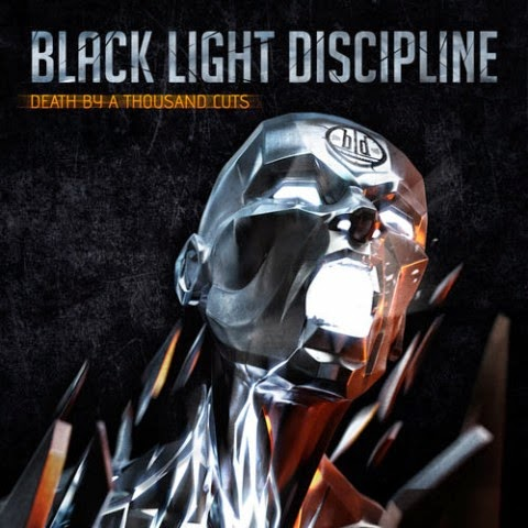 Black Light Discipline - Death By A Thousand Cuts - album - cover