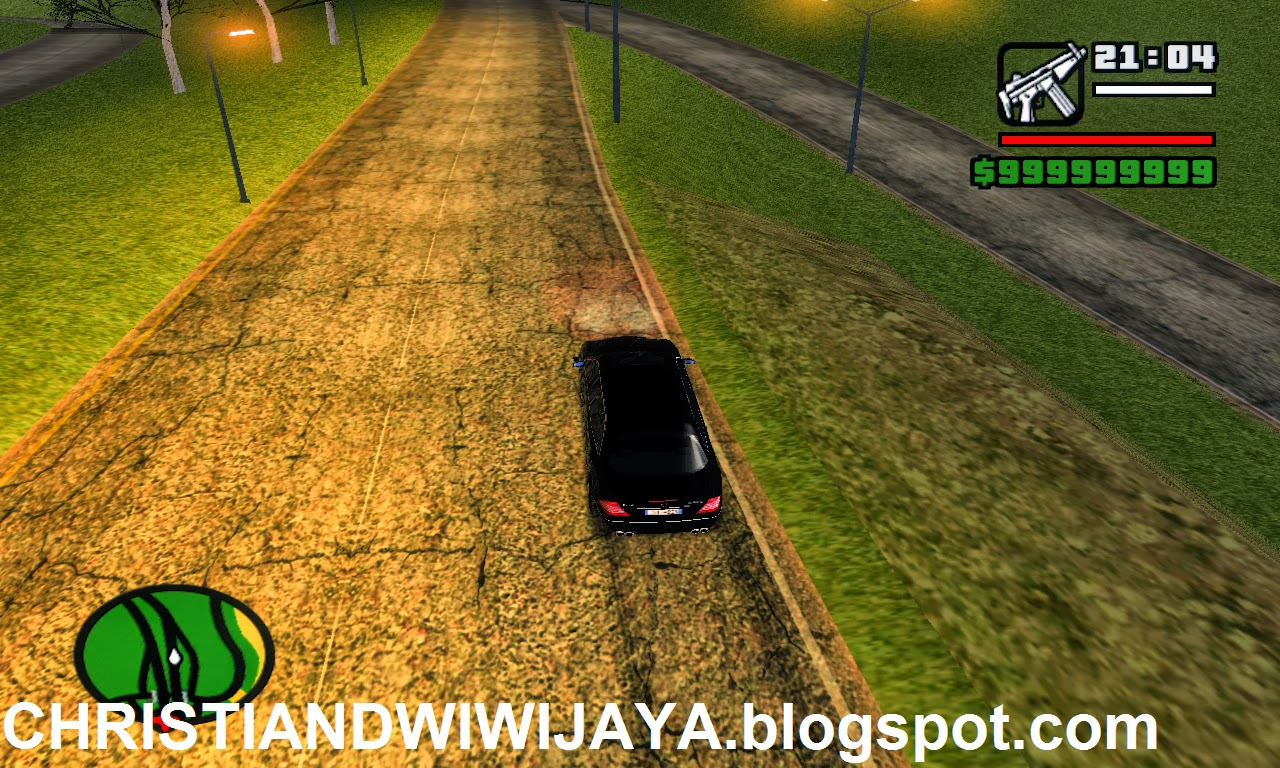 Download Mod Textured Jalan HD Terbaru GTA San Andreas PC