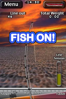Blog Safari Club, i Fishing: Saltwater Lite Edition, juego de pesca para Android