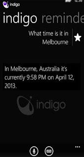 windows phone apps indigo