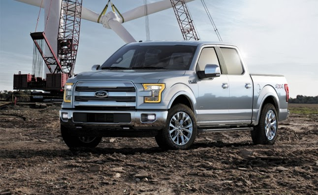 """You Test"" Campaign Offers Drivers Opportunity to Test All-New F-150"