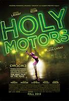 Holy Motors de Léos Carax, mejor pelicula Sitges 2012
