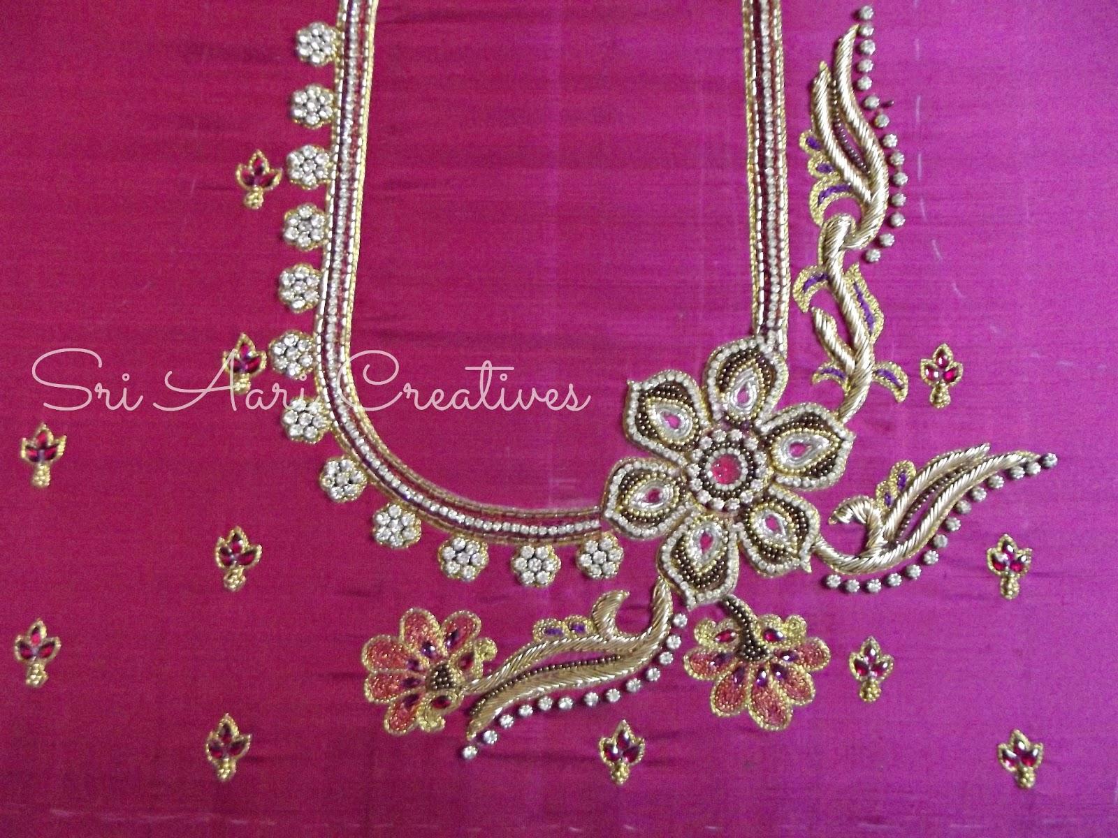 Pin aari classes chennai other saidapet wedding on pinterest