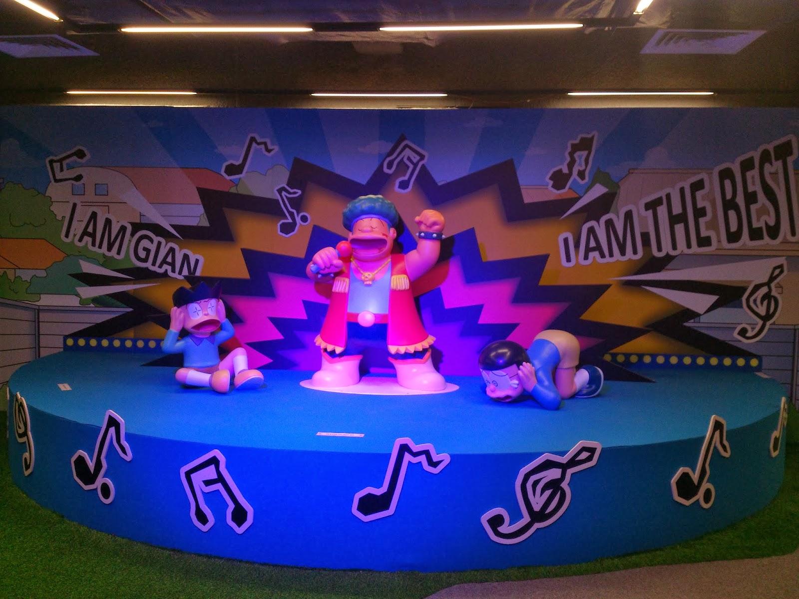 Giant from Doraemon