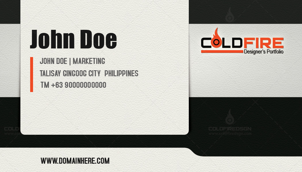 Featured Business Card