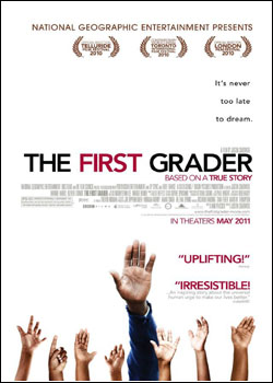 Filme The First Grader + Legenda