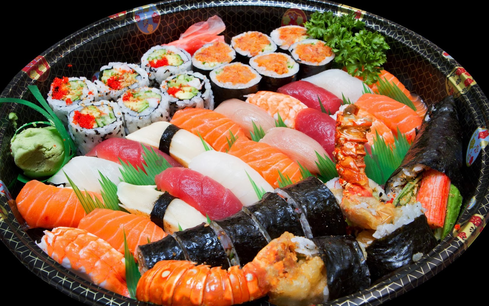 Sushi, Jepang