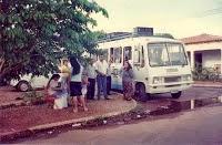 Evangelismo nos Bairros em Cuiabá. 1997
