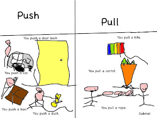 Push pull pua examples