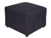 Sofa Puff Chair Warna Hitam