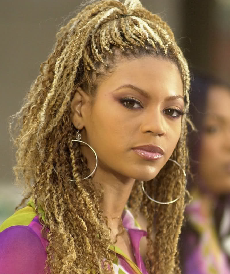 Beyonce New Braids Sylkie Kinky