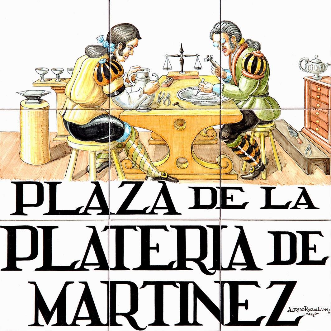 Plaza de la Platería de Martínez
