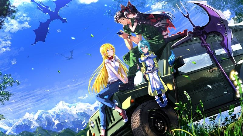 gate anime season 2 ep 1 rectify streaming season 3