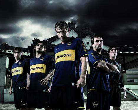 Boca Juniors o papa títulos voltou a Libertadores