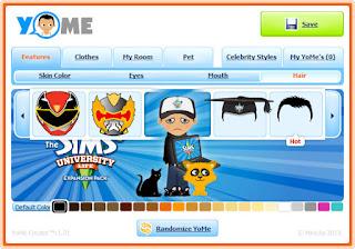 yome редактор онлайн создать бесплатно аватарку