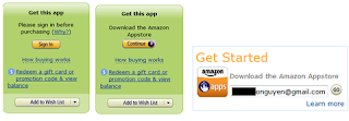 amazon get started