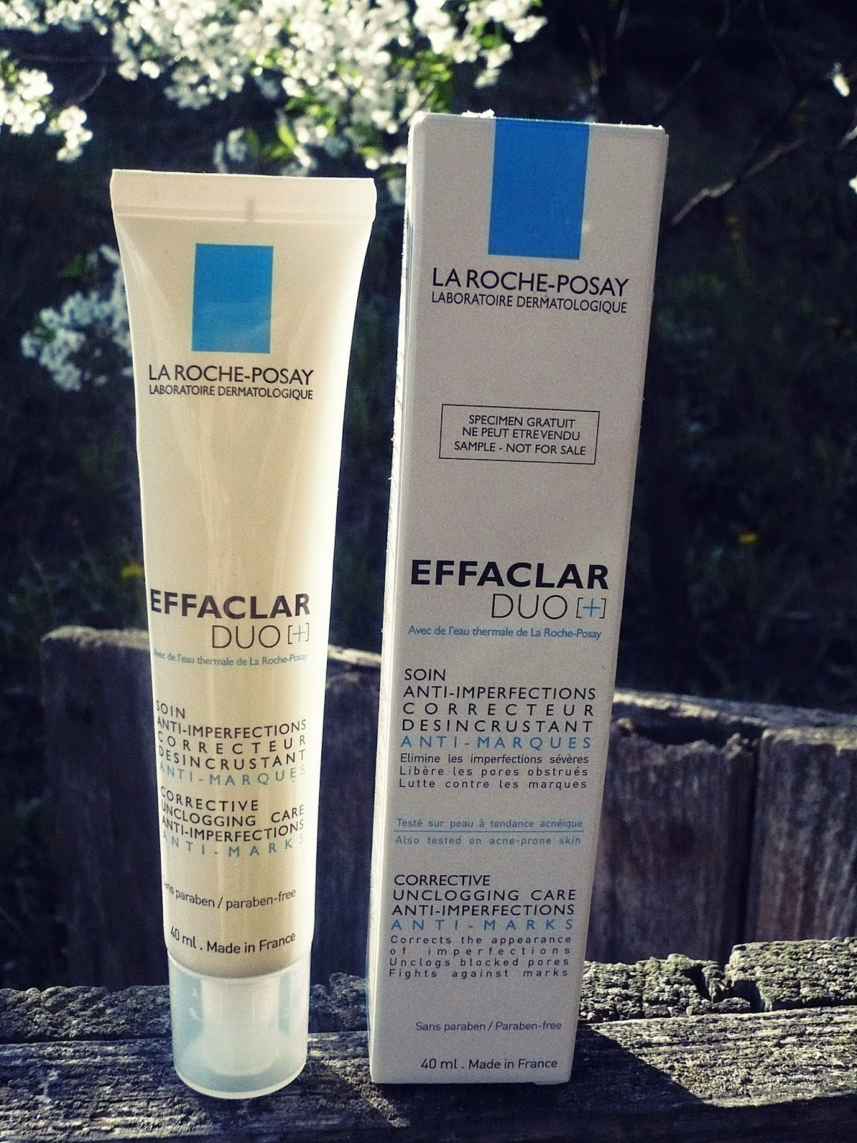 Krem idealny - La Roche Posay Effaclar Duo +