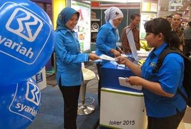 Lowongan BUMN 2015, Peluang karir BRI Syariah, Info kerja Bank BRI