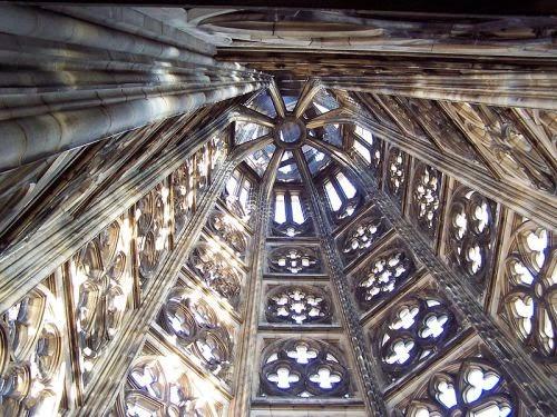 Interno cattedrale di Colonia