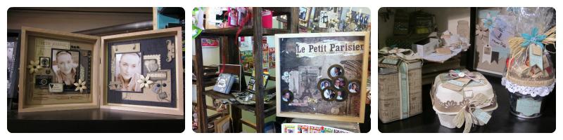 París - Scrapbooking