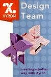I design for Xyron