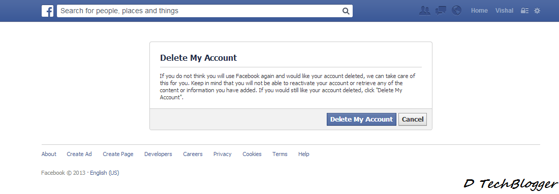 How To Delete Your Facebook Account - 23.0KB