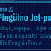 Mensaje EPF: Pingüino Jet-Pack