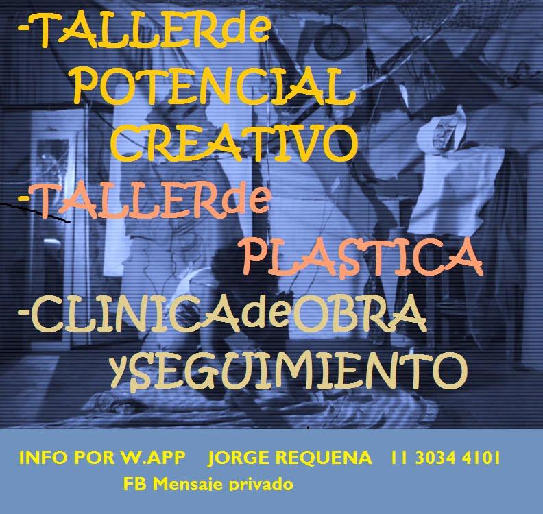 TALLER DE POTENCIAL CREATIVO