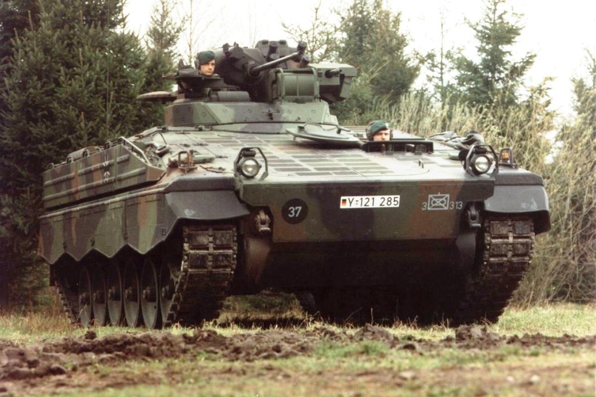 Tank Marder 1A3. PROKIMAL ONLINE Kotabumi Lampung Utara