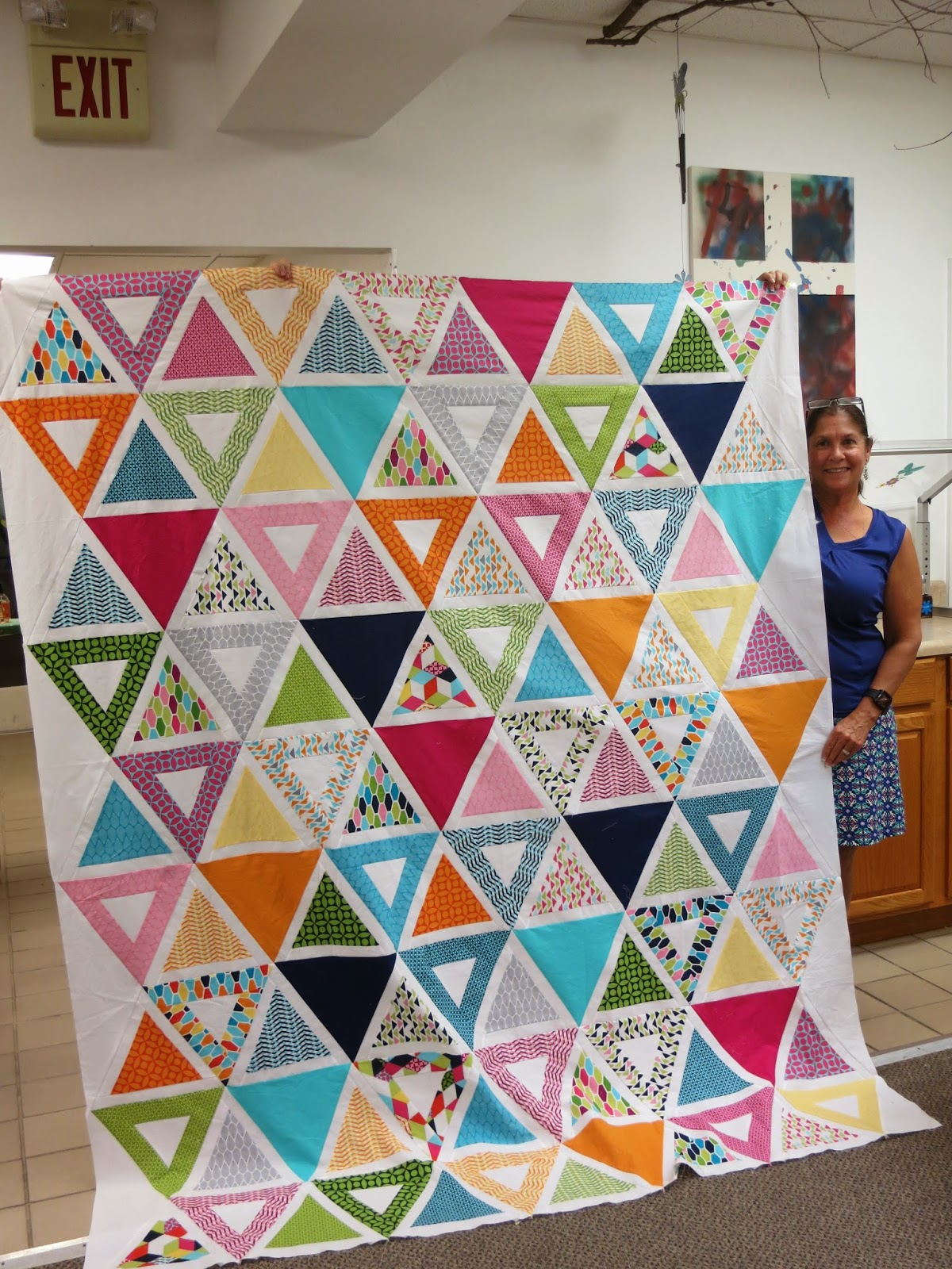 Central Florida Modern Quilt Guild: Our First Retreat