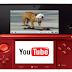 YouTube hits the 3DS... and works (more or less)