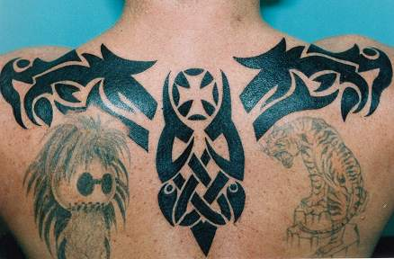tribal tattoos -87