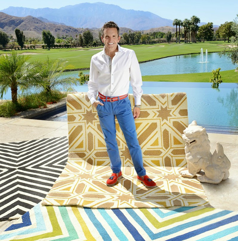 Spotlight On Palm Springs Style Outdoor Areas: Fresh Ideas + Cleverly Modern Design