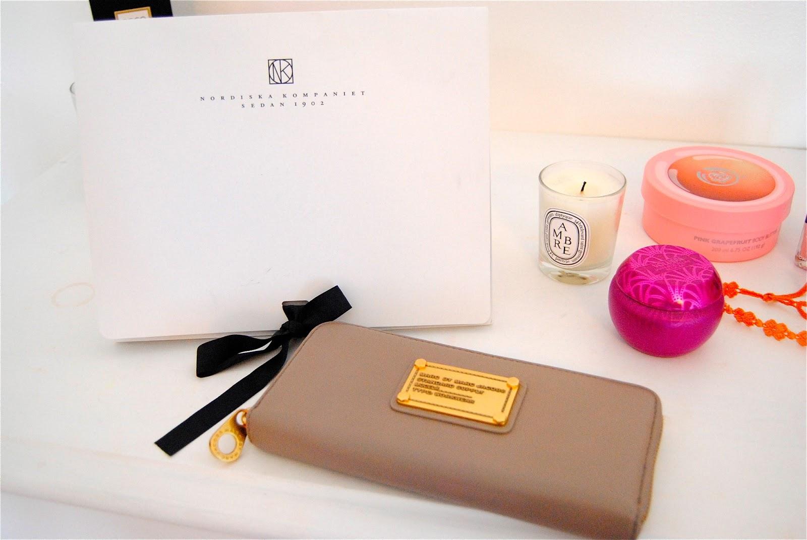 födelsedagspresenter till tjejer