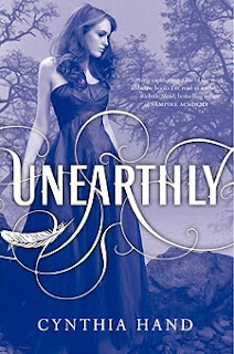 Book Review-Unearthly by Cynthia Hand