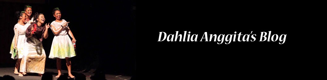 Dahlia Anggita's Blog
