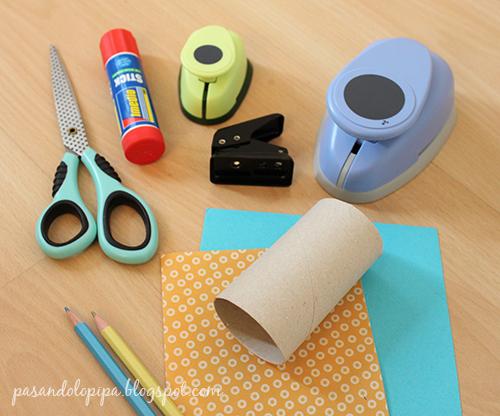 pasandolopipa : Material para la manualidad