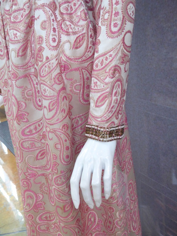 Helen Mirren Trumbo dress cuff detail