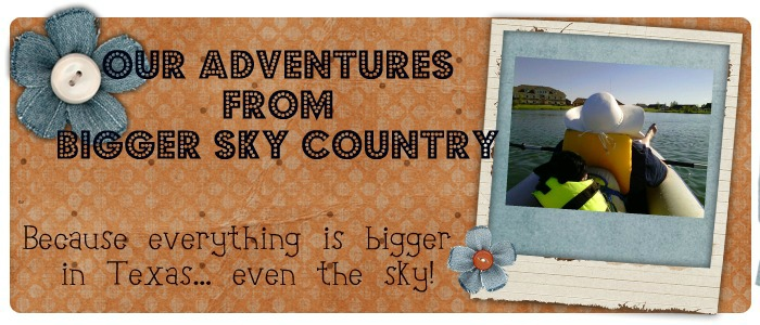 Our Adventures from Bigger Sky Country....