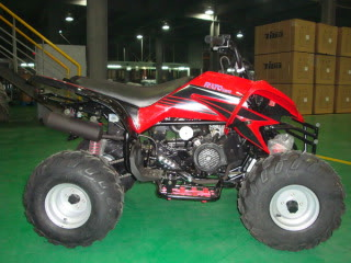 Monstrac ATV 150cc Sport | Motor Sport Indonesia
